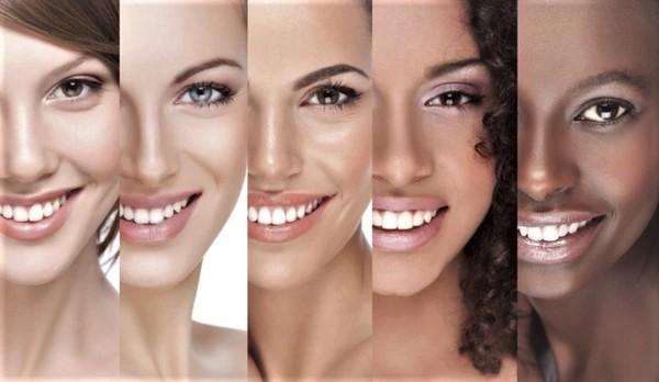 cosmetiques pour différents types de peaux