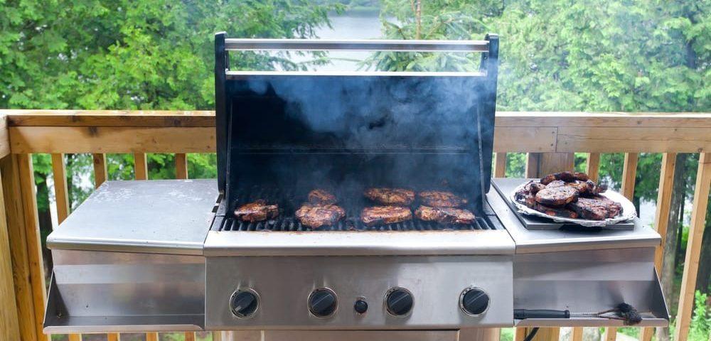 barbecue propane